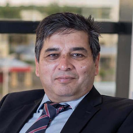 Dr Vikramkumar Naik